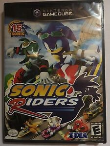 For sale: Sonic Riders for GameCube