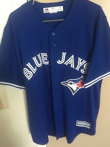 Blue jays majestic jersey