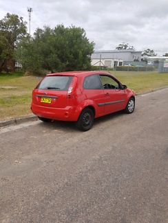 06 ford fiesta 1.6l manual Chittaway Bay Wyong Area Preview