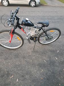 Motorised bike Guildford West Parramatta Area Preview