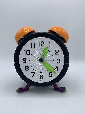 2018 Target Exclusive Gemmy Animated Monster Alarm Clock Halloween Prop