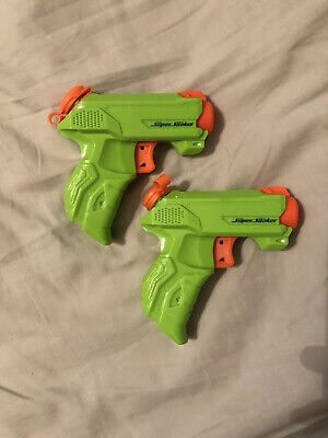 TWO Nerf Zipfire Guns Used Lot!