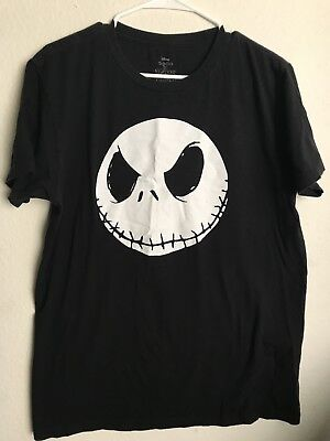A Nightmare Before Christmas JACK T Shirt. Size L Halloween. - A L'halloween
