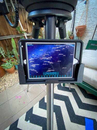 Telescope iPad Mini Mount. For Celestron and Meade telescopes!