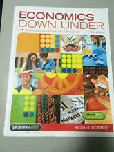Economics Down Under units 1&2 Glenroy Moreland Area Preview