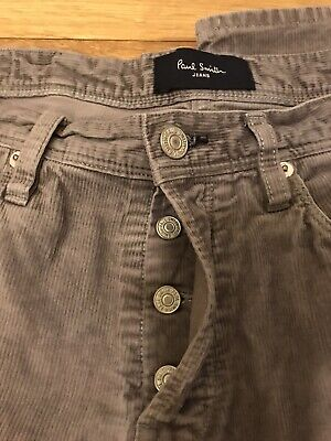 Paul Smith Jeans Cords Size 32