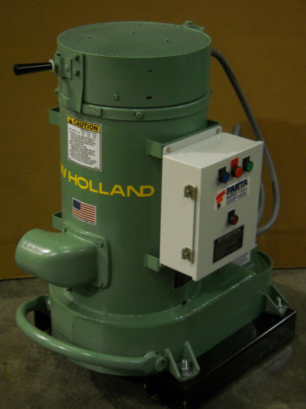 New Holland Centrifugal Spin Dryer (NEW) (230V)(K-24) 803527