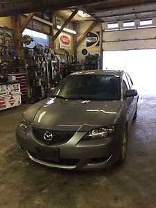 Mazda 3 for Parts