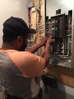 Certified Electrician 7 days work price for you