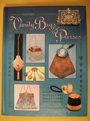 VANITY PURSES PRICE GUIDE BOOK Compact Chatelaines Minaudieres Necessaires