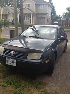 2001 VW Jetta 2.0L (Looking for Quick Sell)