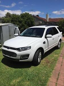 Ford territory turbo diesel for sale Jacana Hume Area Preview