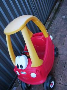 LITTLE TIKES COZY COUPE CHILDS RIDE ON CAR LITTLE TIKES CAR Northbridge Willoughby Area Preview