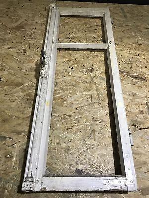 Altes Holz  Fenster Sprossen deko  Antik Höhe ca. 101 cm ,Breite ca. 37 cm