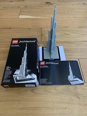 lego architecture burj khalifa Please See Description