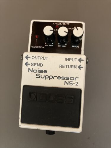 Boss Ns-2 Noise Suppressor Pedal - $50.00