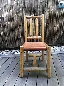 """Roots"" Wooden Chair"