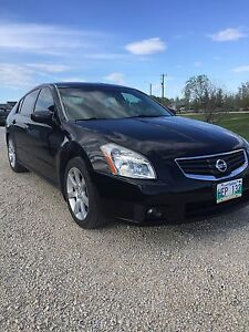 07 Nissan Maxima (Clean Title, Fully Loaded & Saftied)