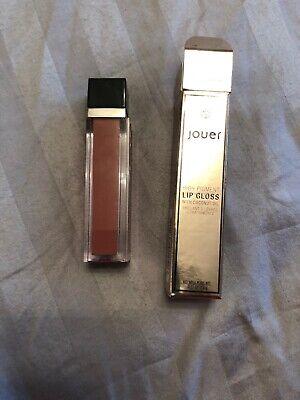 Jouer Cosmetics, High Pigment Lip Gloss 6g Full Size Boxed Sunset