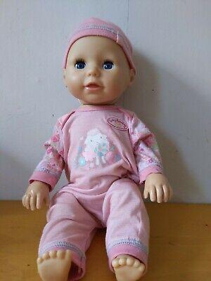 Zapf Creation 793411 Baby Annabell Doll