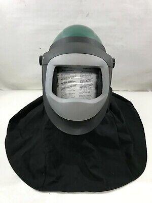 3m Speedglas L-950 Helmet With L-225 Shroud L-226 Liner L-131 Lens New F05
