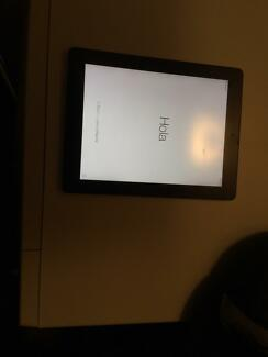 Apple IPad 16g A1396 Wi-Fi + Cellular Black Ormond Glen Eira Area Preview
