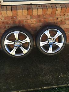 Commodore wheels Glenwood Blacktown Area Preview