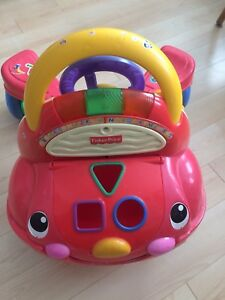 Fisher Price Walker/ride on car
