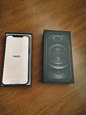 Apple iPhone 12 Pro Max - 256GB - Graphite (T-Mobile) Clean ESN