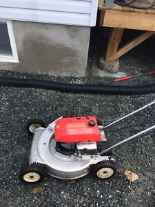 Honda lawn mower for parts