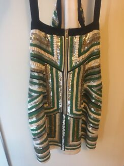 Sass & Bide (Sass and Bide) - Sequinned Embellished Dress