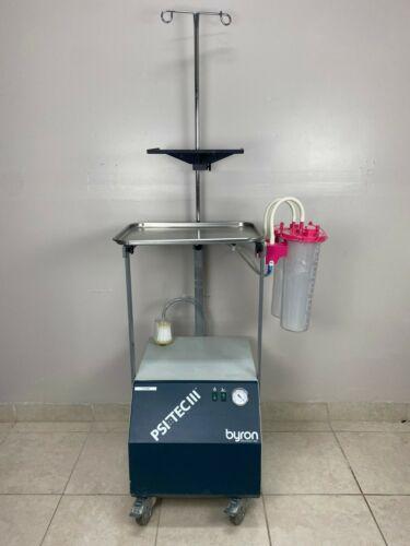 Byron PSI-TEC III liposuction Pump - Refurbished- Certified