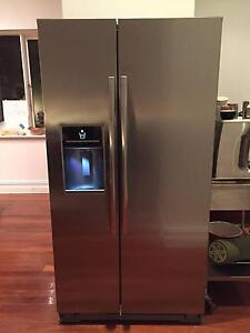 Whirlpool (IKEA) Fridge Freezer - 608L - Ice Dispenser *REDUCED* Stanmore Marrickville Area Preview