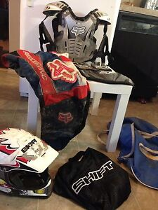 Dirt bike gear