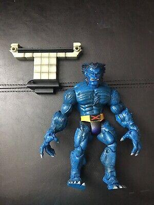 "Beast Marvel Legends 6"" Series 4 ToyBiz X-Men Caliban Jim Lee"