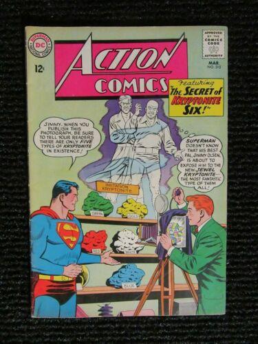 Action Comics #310  March 1964  High Grade Copy!!