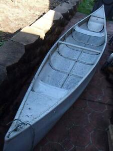 canadian canoe | Kayaks & Paddle | Gumtree Australia Free Local