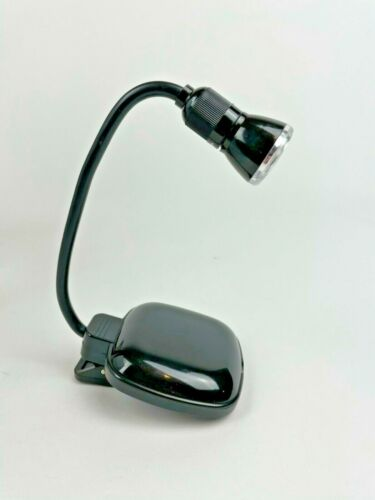 Levenger Laplighter Battery Powered Clip-on Reading Lamp