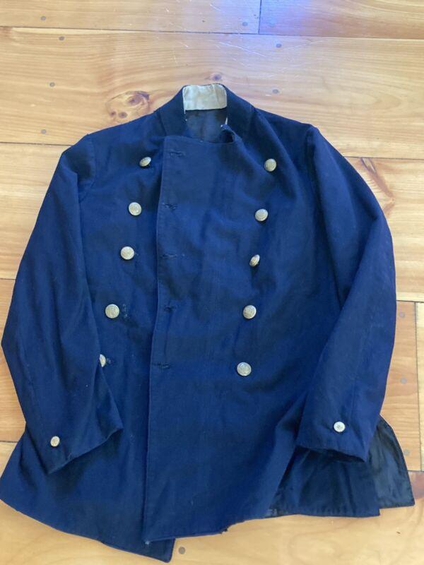 New York Police Department vintage coat
