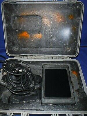 Digitrak Remote Display Model Aurora Af8 W Case