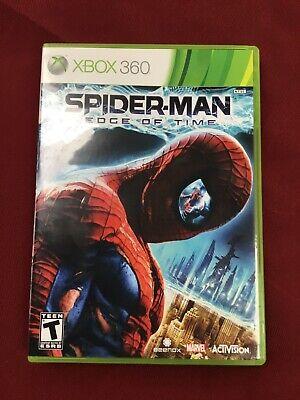 Spiderman Edge Of Time XBOX360