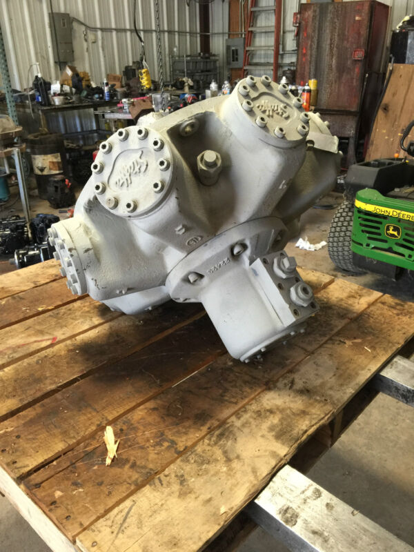 Staffa Hydraulic Motor Mk930