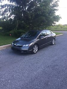 2009 Honda Civic Lx Sport certified & e-tested
