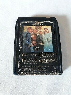 ABBA- Greatest Hits- 8-Track Tape Cartridge