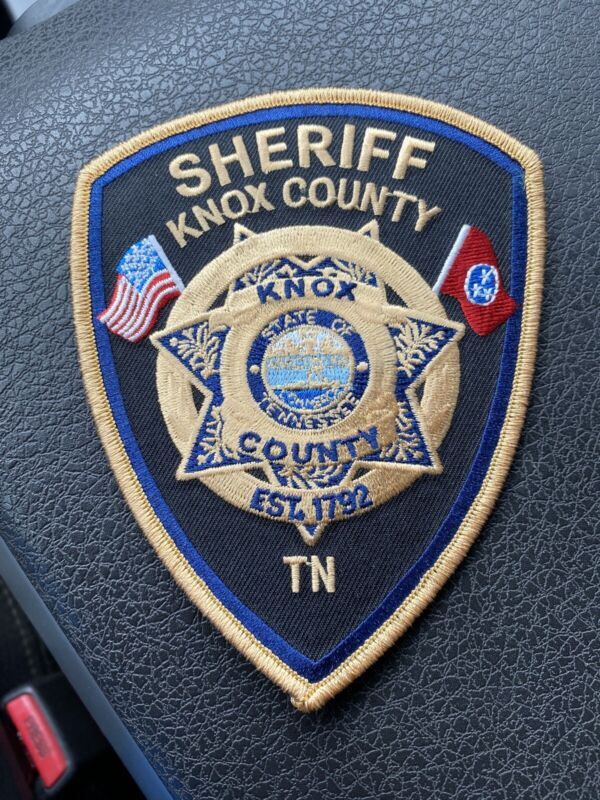 Knox County, Tennessee Sheriff patch  TN  new style