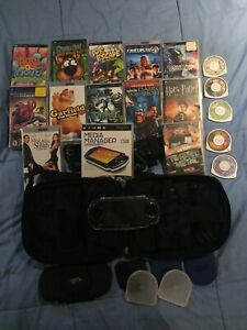 PSP!! GAMES, MORE