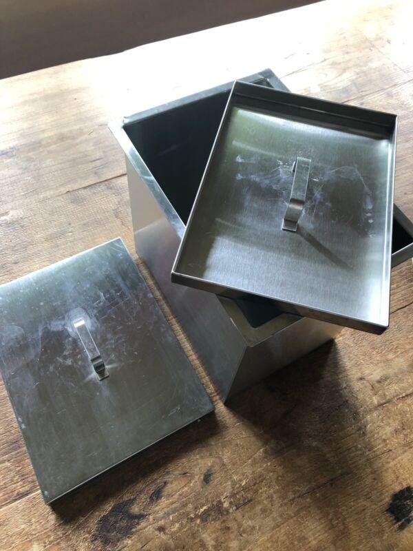 "Arkay 8x10"" Stainless Steel Film Tank"