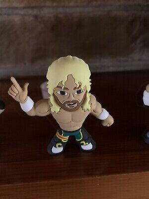 KENNY OMEGA Micro Brawlers Pro Wrestling Crate Variant Figure ELITE AEW NJPW ROH