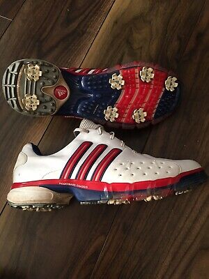 Adidas Adiprene Powerband Chassis Golf Shoes Size 11