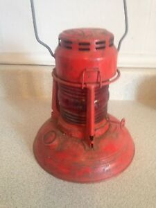 Antique Dietz No. 40 Traffic Gard Lantern